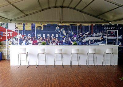 Stand chapiteau Concept Expo à Brest 2016