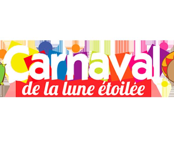 Logo Carnaval de la lune étoilée à Landerneau