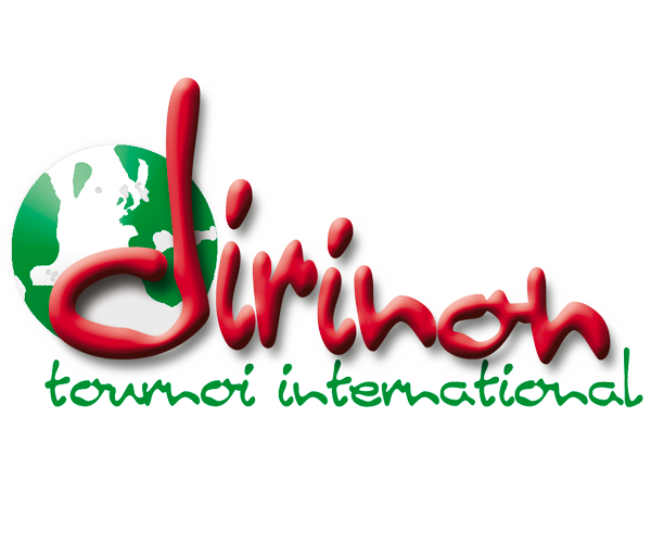 Logo du tournoi international de football à Dirinon