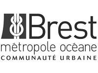 Concept Expo réalise des stands pour Brest métropole océane communauté urbaine