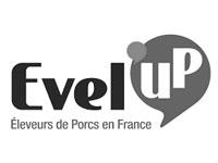 Concept Expo réalise des stands pour EVEL UP, éleveurs de porcs en France