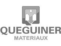 Concept Expo réalise des stands pour QUEGUINER MATÉRIAUX