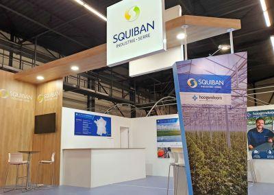 STAND PROFESSIONNEL, Société Squiban au Sival à Angers